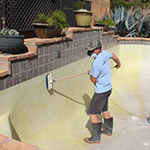 Acid Washing Pool