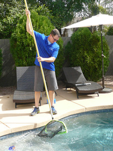 Weekly Pool Services